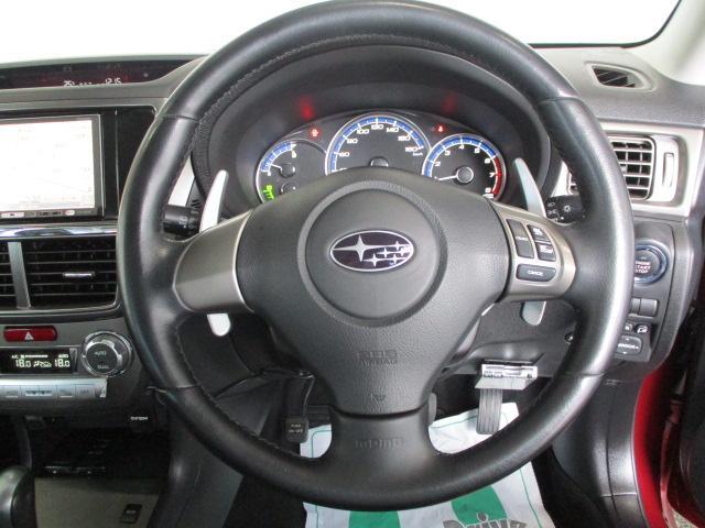 2.0i-S 4WD HDDナビ バックカメラ ETC 純正17インチアルミ HIDヘッドライト プッシュスタート クルーズコントロール パワーシート パドルシフト 横滑り防止装置 ABS オートエアコン(16枚目)