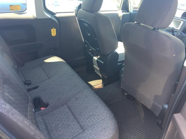 トヨタ スペイド X 4WD ナビTV ABS