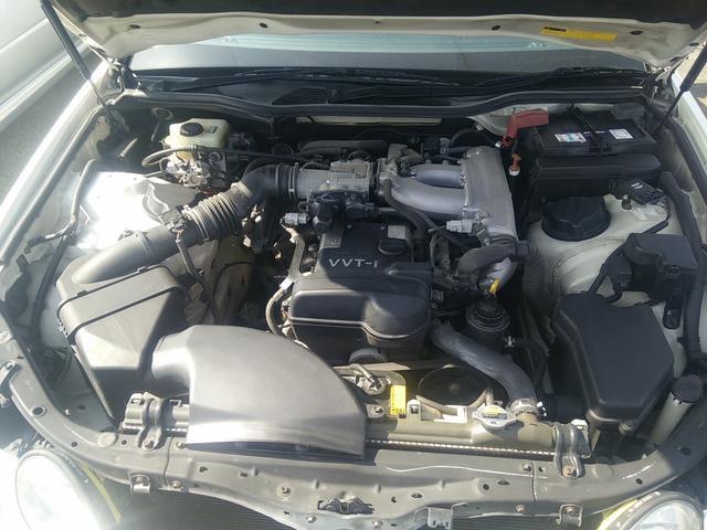 トヨタ アリスト S300ベルテックスエディション ワンオーナー