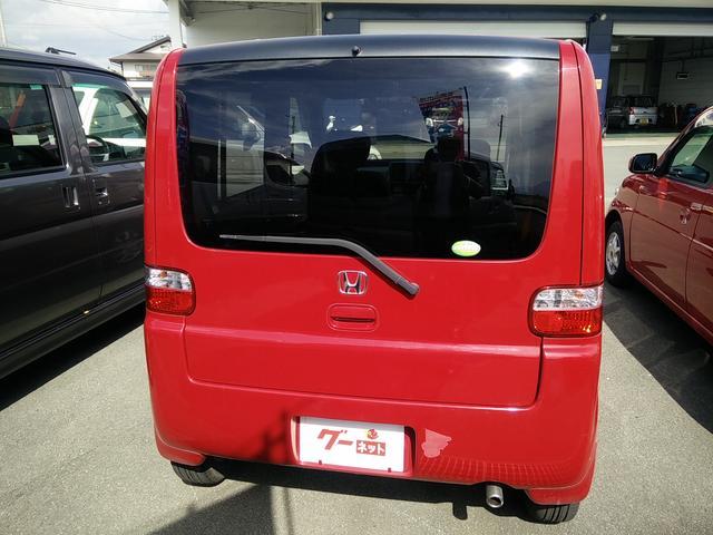 ホンダ ザッツ ベースグレード 社外アルミ ABS リモコンミラー