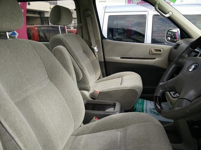 トヨタ グランドハイエース リミテッドエディション 4WD 上級グレード パワーシート
