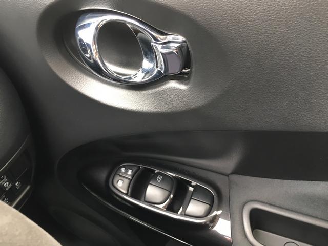 日産 ジューク ニスモ RS ターボ 4WD 純正ナビ・TV