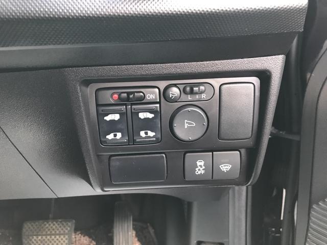 ホンダ フリードスパイクハイブリッド ジャストセレクション エアロ スマートキー 両側電動ドア