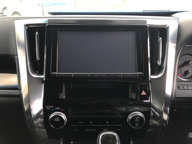 トヨタ ヴェルファイア 3.5ZA Gエディション 後席モニタ パワースライドドア