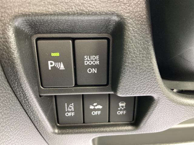 ハイブリッドXZ 4WD ETC 両側電動スライドドア スマートキー クルコン ベンチシート 届出済未使用車 スズキセーフティサポート LEDヘッドライト シートヒーター(8枚目)