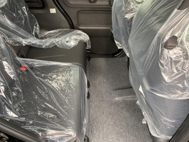 ハイブリッドXZ 4WD ETC 両側電動スライドドア スマートキー クルコン ベンチシート 届出済未使用車 スズキセーフティサポート LEDヘッドライト シートヒーター(11枚目)