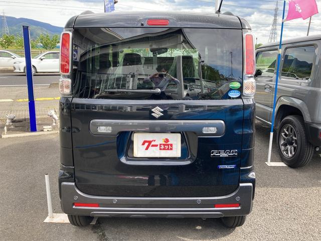 ハイブリッドXZ 4WD ETC 両側電動スライドドア スマートキー クルコン ベンチシート 届出済未使用車 スズキセーフティサポート LEDヘッドライト シートヒーター(17枚目)
