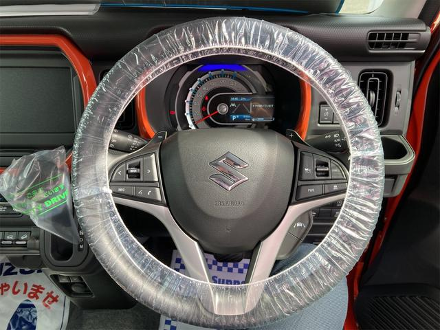 ハイブリッドGターボ 4WD 届出済未使用車 スズキセーフティサポート ターボ(6枚目)