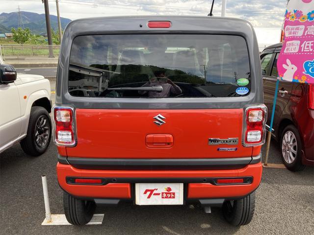 ハイブリッドGターボ 4WD 届出済未使用車 スズキセーフティサポート ターボ(13枚目)
