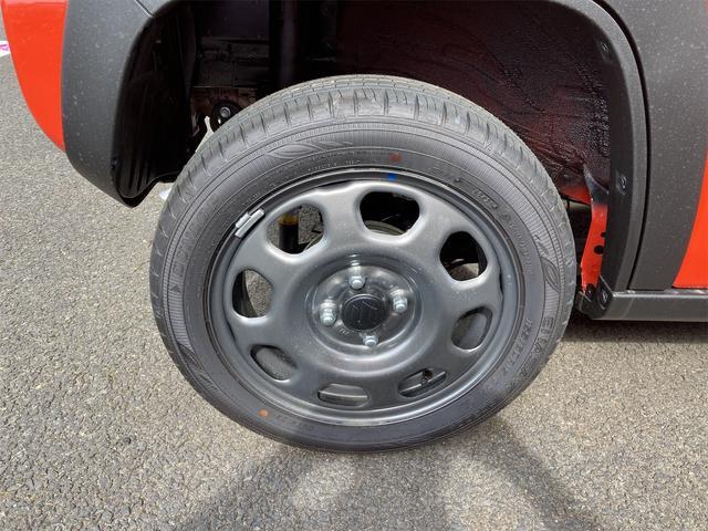 ハイブリッドGターボ 4WD 届出済未使用車 スズキセーフティサポート ターボ(15枚目)