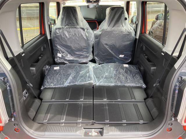ハイブリッドGターボ 4WD 届出済未使用車 スズキセーフティサポート ターボ(16枚目)