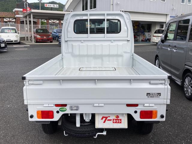 KCスペシャル 4WD 届出済未使用車 オートマ スズキセーフティサポート(4枚目)
