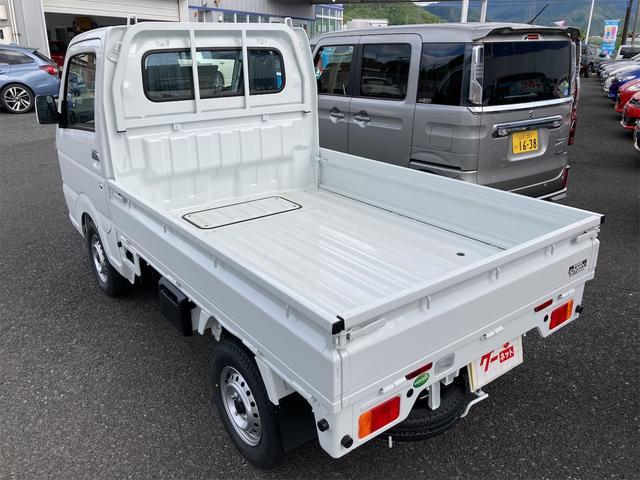 KCスペシャル 4WD 届出済未使用車 オートマ スズキセーフティサポート(5枚目)