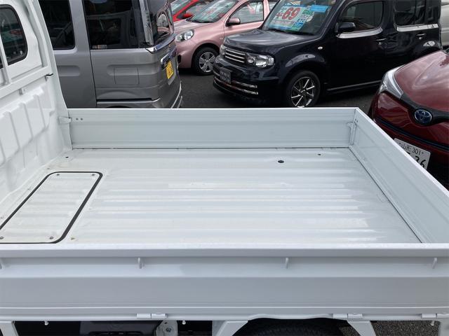 KCスペシャル 4WD 届出済未使用車 オートマ スズキセーフティサポート(7枚目)