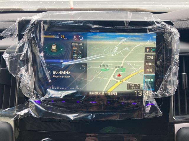 P 4WD 登録済未使用車 純正フロアマット パワーシート シートヒーター パワーバックドア LEDヘッドライト&フォグ 全周囲カメラ パワースライドドア(2枚目)