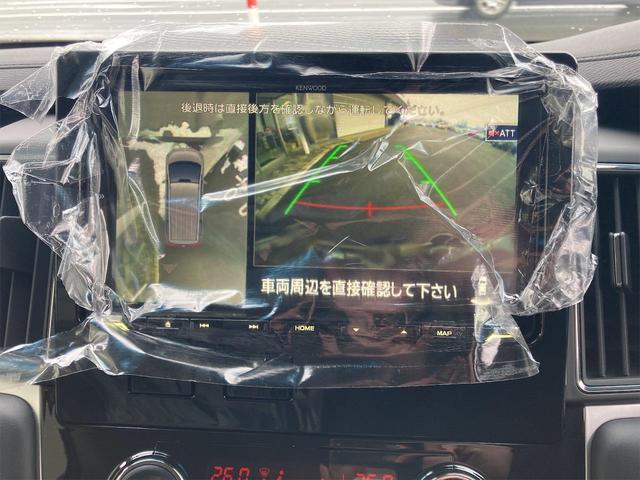 P 4WD 登録済未使用車 純正フロアマット パワーシート シートヒーター パワーバックドア LEDヘッドライト&フォグ 全周囲カメラ パワースライドドア(4枚目)