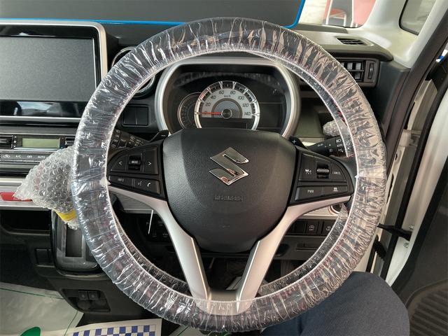 ハイブリッドXSターボ LEDライト&フォグ 衝突被害軽減システム ターボ 両側電動スライドドア ベンチシート 届出済未使用車(3枚目)