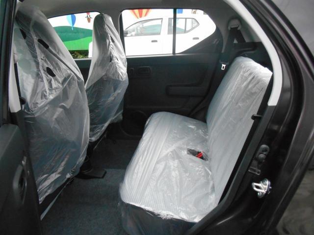 スズキ アルト L 4WD 届出済未使用車