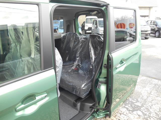 ハイブリッドX 4WD 届出済未使用車(6枚目)