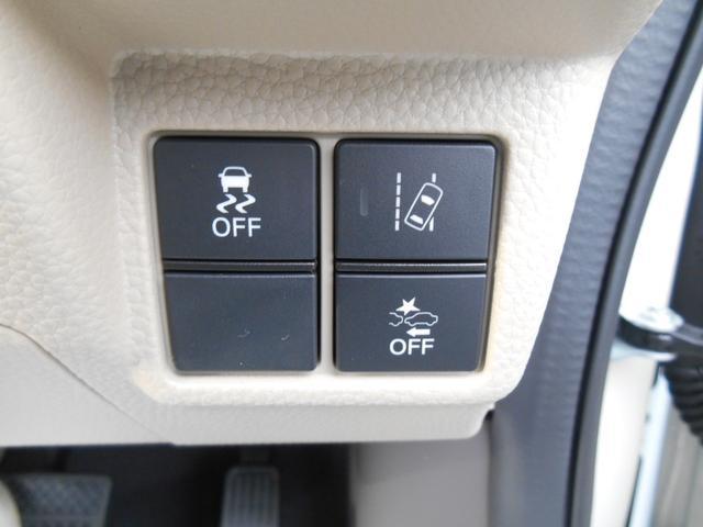 冬道も安心の横滑り防止機能付!!急なハンドル操作や滑りやすい路面でのコーナリング時に横滑りが発生した場合、自動的にコントロールして車両安定性を確保します☆