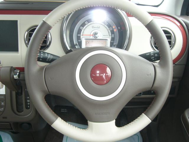スズキ アルトラパンショコラ X アイドリングストップ 専用シート キセノン 4WD
