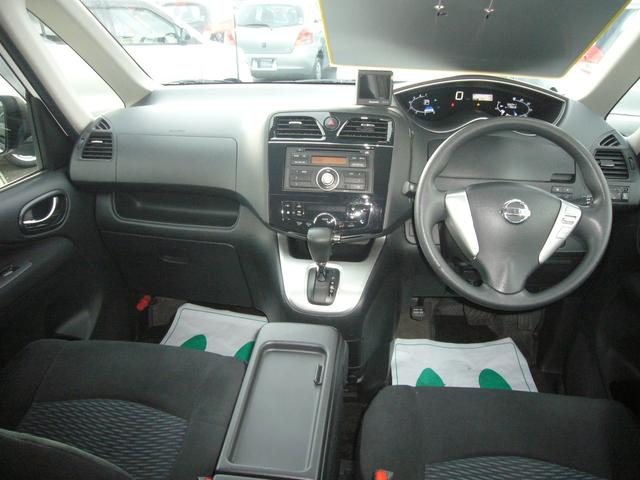 日産 セレナ チェアキャブリフタータイプ 4WD オートステップ