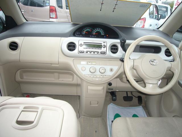 トヨタ ポルテ 150r 純正CD 左パワースライドドア スマートキー