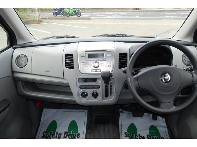 マツダ AZワゴン XG 純正CD ABS キーレス 4WD
