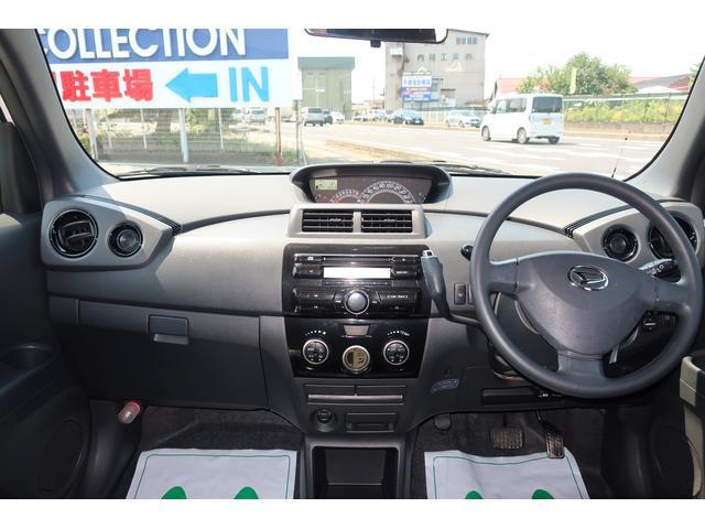 ダイハツ クー CL 純正CD キーレス ETC 4WD