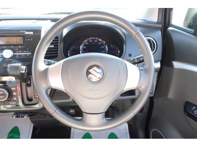 スズキ ワゴンRスティングレー X 純正CD 社外14インチアルミ キセノン スマートキー