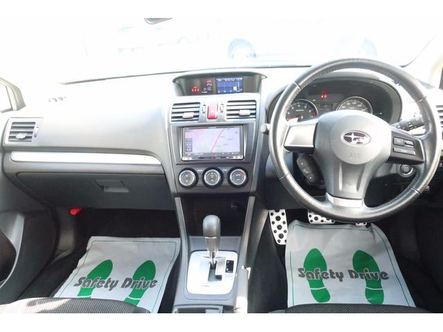 スバル インプレッサXV 2.0i-L 純正メモリーナビ フルセグ 4WD