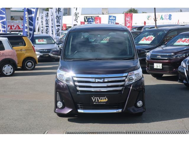 トヨタ ノア Si 純正メモリーナビ 両側自動ドア 寒冷地仕様 4WD