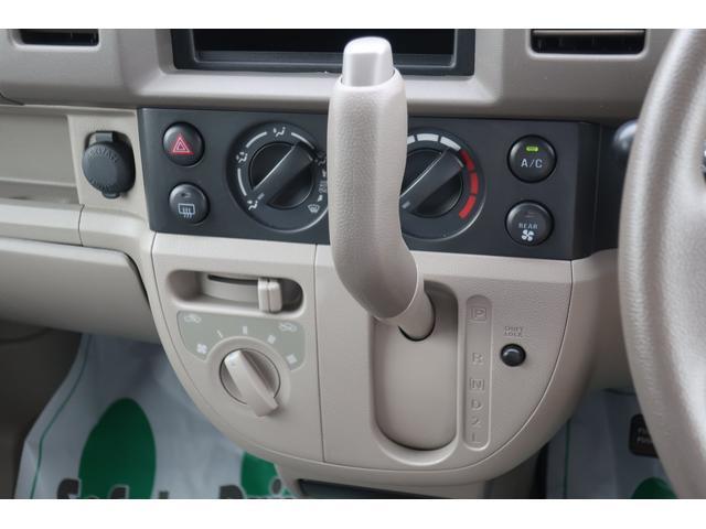 車いす移動車 電動固定装置 スローパー 切替4WD(9枚目)
