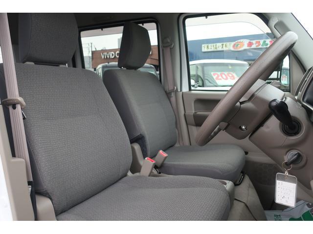 車いす移動車 電動固定装置 スローパー 切替4WD(14枚目)