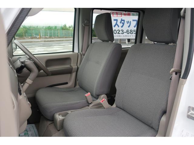 車いす移動車 電動固定装置 スローパー 切替4WD(16枚目)