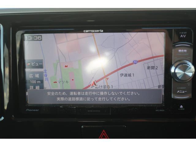 ハイウェイスター X 社外メモリーナビ 左自動ドア 4WD(9枚目)