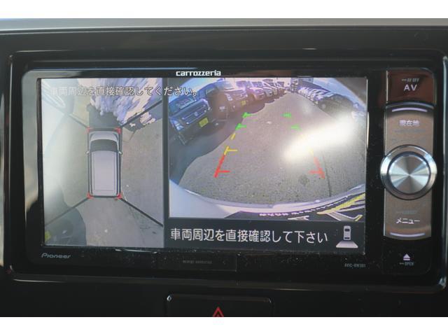 ハイウェイスター X 社外メモリーナビ 左自動ドア 4WD(10枚目)