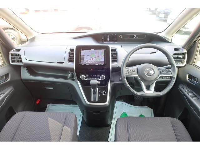 X Vセレクション 社外8型ナビ 両側自動ドア 4WD(6枚目)
