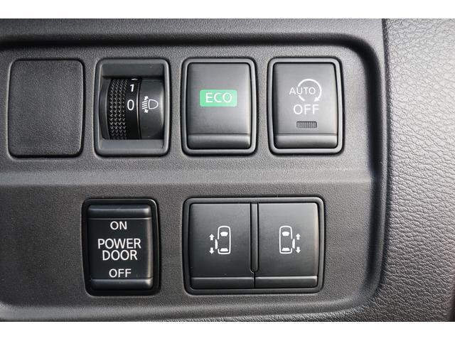 X Vセレクション 社外8型ナビ 両側自動ドア 4WD(14枚目)