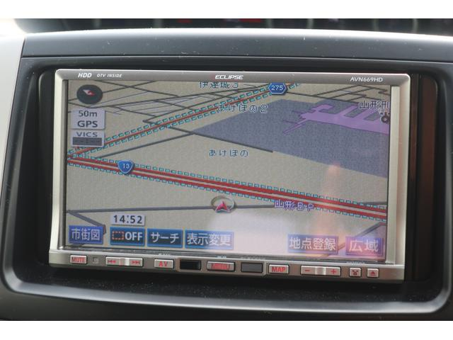 ZS 社外HDDナビ バックカメラ 両側自動ドア 4WD(9枚目)