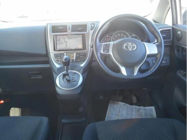 トヨタ ラクティス 4WD G 地デジナビTV 社外アルミ Pスタート フォグ