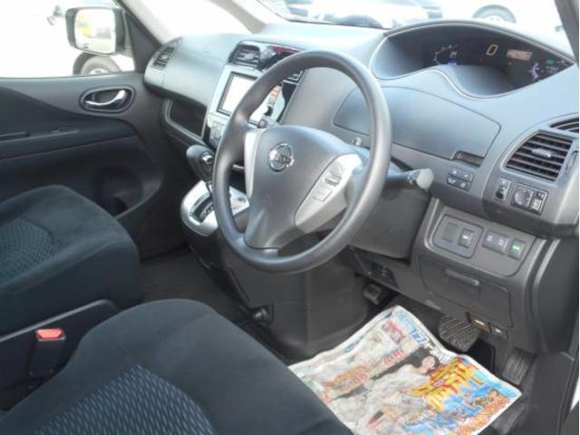 日産 セレナ 4WD 20X 地デジナビTV Bモニター 両側Pドア