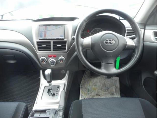 スバル インプレッサ 4WD 1.5i-L 地デジナビTV HID アルミ ETC