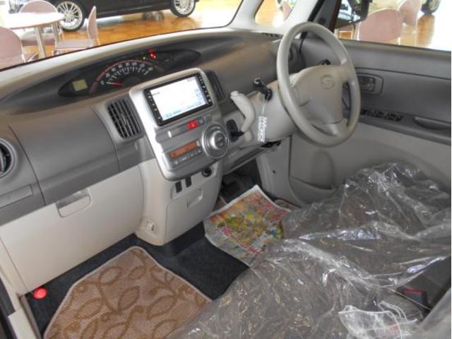 4WD Xリミテッド 地デジナビTV Bモニター ETC(9枚目)