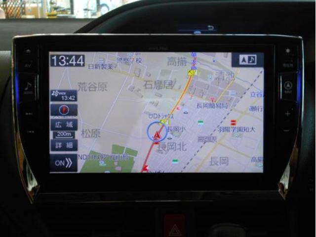 4WD ZS 煌 セーフティセンス 10インチナビTV(10枚目)