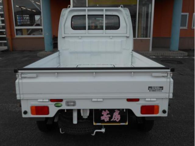 4WD KCエアコン・パワステ 5速マニュアル車(4枚目)