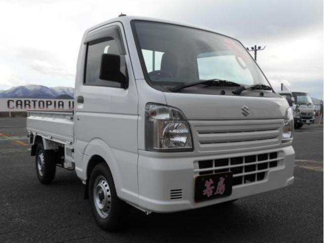 4WD KCエアコン・パワステ 5速マニュアル車(7枚目)