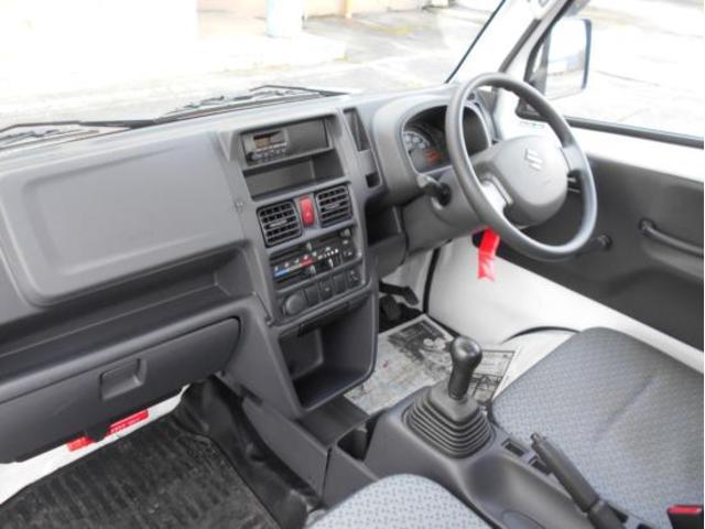 4WD KCエアコン・パワステ 5速マニュアル車(9枚目)