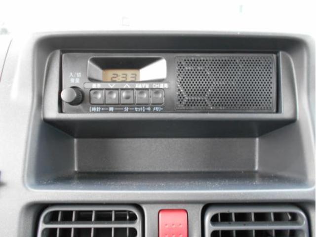 4WD KCエアコン・パワステ 5速マニュアル車(10枚目)