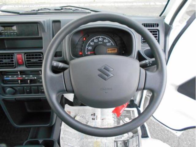 4WD KCエアコン・パワステ 5速マニュアル車(14枚目)